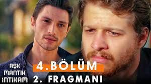 Aşk Mantık İntikam 4. Bölüm 2. Fragmanı   Esra Benim Eski Karım ! - YouTube