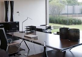 Office furniture contemporary design Italian Home Office Furniture Contemporary Style Modern Design Morrison6com Contemporary Office Desk With Thick Acrylic Sasakiarchive