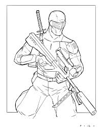Small Picture Free Printable GI Joe Coloring Pages For Kids At Gi itgodme
