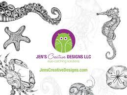 Northern Designs Llc Jens Creative Designs Llc By Jen Borror On Dribbble