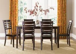 creative of dark wood dining tables and chairs dark wood dining room chairs images about dark table light