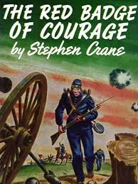 book review the red badge of courage no wasted ink the red badge of courage book cover
