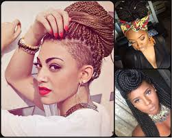 Box Braids Hair Style top trendy box braids hairstyles 2015 hairstyles 2017 hair 1580 by wearticles.com