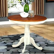36 inch round drop leaf table round dining table inch round dining table east west furniture 36 inch round drop leaf table inch round pedestal