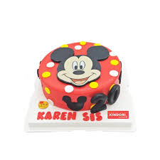 mickey mouse cake design mickey mouse