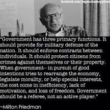 Milton Friedman Quotes Classy Milton Friedman Quote Joe Jarvis