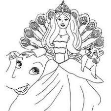 Small Picture Barbie In A Mermaid Tale Coloring Pages Merliah Baby Mermaid