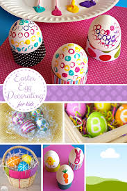 Easter Egg Decorating Ideas For Kids Susie Homemaker