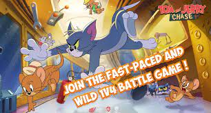 Tom and Jerry: Chase looks like an excellent homage to the classic cartoon,  out now in