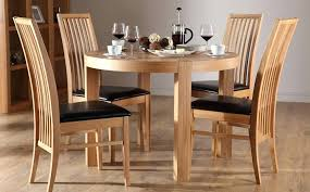 fancy round dining table fancy round dining table 4 chairs for modern room ideas oak with