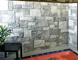 stone veneer wall panel oxford castle rock exterior walls pro line interior