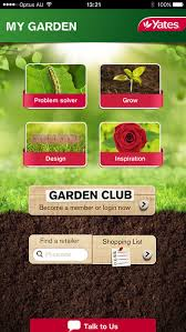 Small Picture Yates My Garden on the App Store