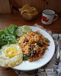 Anda bisa mencoba resep bumbu nasi goreng keliling untuk menu sore hari. 15 Resep Nasi Goreng Jawa Spesial Enak Gurih Dan Sederhana
