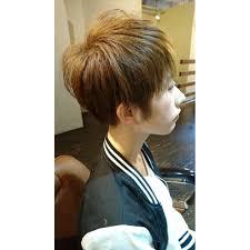 ちょっぴり挑戦襟足刈り上げ女子 Maro 桑野店マロのヘアスタイル