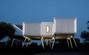space home. The Spaceship Home By NOEM Space C