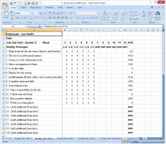 Construction Employee Evaluation System Markup And Profit