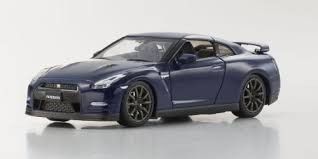 nissan skyline 2014 blue. Fine Nissan 143 Kyosho 2014 Nissan Skyline GTR R35 In Aurora Flare Blue Pearl  03744ABL Diecast Model Car And F