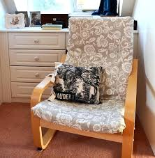 ikea poang cushion cover 9 best upholstery ideas images on chairs chair with new cover link