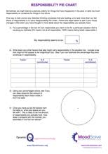 Cbt Pie Chart Worksheets Dynamic You