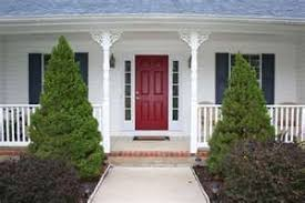 red front door white house. Except A Brown Door :) Inspired By The. Red Front White House T