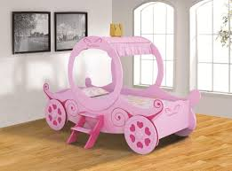 ... Terrific Girls Carriage Bed 116 Disney Cinderella Carriage Bed: Full  Size