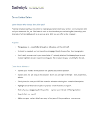 Cover Letter Guide Guide To Cover Letters pixtasyco 1