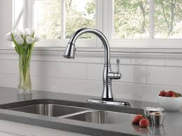 Touch Technology Kitchen Faucet Cassidy Kitchen Collection