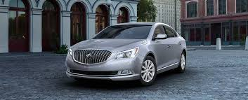 Buick Lacrosse Full Size Luxury Sedan Gm Fleet