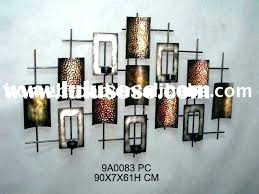 wrought iron wall decor candle holders wall decor candle holders wall decor candle holders this