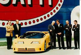 Courtesy of classic trader magazine. Romano Artioli Ed Il Boicottaggio Di Bugatti Emmepimotori
