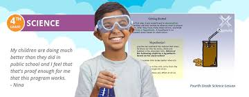 4th grade science lesson plans