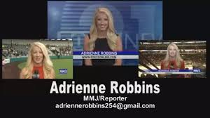 Adrienne Robbins Mmj Reporter Resume Reel Youtube