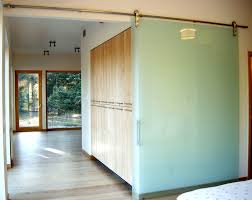 interior glass barn doors. Beveled Frosted Glass Barn Door Interior Doors O