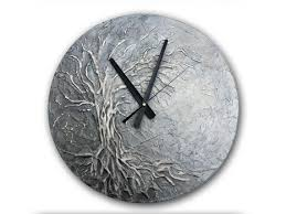 large office wall clocks. best 25 silver wall clock ideas on pinterest walls clocks and large office