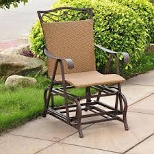 AmeriHome  Outdoor Benches  Patio Chairs  The Home DepotOutdoor Glider Furniture
