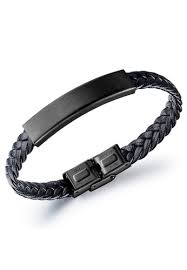 Buy YOUNIQ YOUNIQ Titanium Steel <b>Full</b> Black Slim Single ...