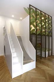 loft with slide. 25 amazing loft ideas - beds and playrooms with slide