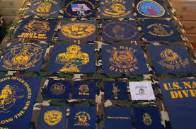 Sample Quilts: Coronado Keepsake Quilts located in Coronado ... & Send us your collection of t-shirts and we'll transform them into a  keepsake quilt. A portion of the purchase price of every Military Quilt  ordered will be ... Adamdwight.com