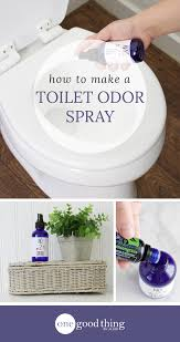 How To Make A Natural Toilet Odor Spray With Essential Oils - One ...