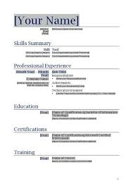 Basic Resume Form 99 Free Basic Resume Printable For Tips Resume