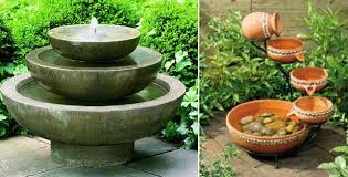 Small Picture Gorgeous Small Water Fountain For Garden Ideas About Small