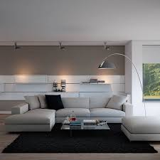 White Sectional Living Room Furniture White Sectional Creating New Style Of Room Home
