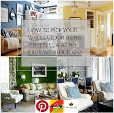 Wall Paint App Use The Crown Colour App And Pinterest To Pick Wall Paint Pine