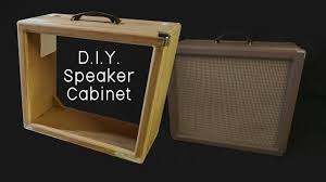 d i y speaker cabinet build part 1 woodworking