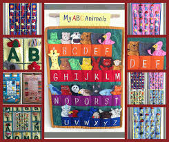 Alphabet Abc Wall Hangings And Others