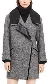 vince women grey wool pea coat 16368379 qfjcdlv