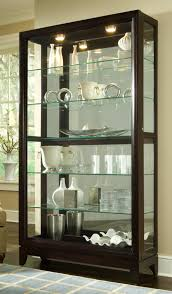 pulaski curio cabinet.  Cabinet 20661 Two Way Sldg Door Curio On Pulaski Cabinet L
