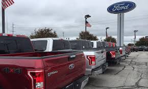 Ford Truck Incentives Ford Dangles 10k Discounts On Aluminum F 150