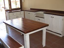 kitchen table. Image Of: Pine Benches For Kitchen Table