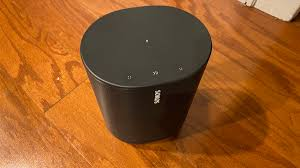 Sonos Solid Amber Light Sonos Move Review A Powerful And Movable Speaker Cnn